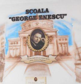 """Şcoala Gimnazială """"GEORGE ENESCU"""""""